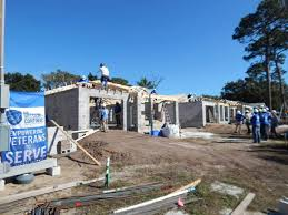 build new homes dream builders mark mlk day of service by building new homes in
