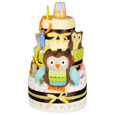 baby shower diaper cakes birthday in a box