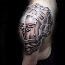 best 25 shoulder armor tattoo ideas on pinterest armor tattoo