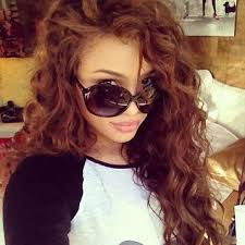 thin long permed hair would like to get my hair like this loose perm x hair