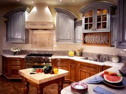 Ideas For Painted Kitchen Cabinets Kitchen Cabinet Colors And Finishes Pictures Options Tips