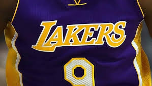 lakers showoff new jerseys for 2017 18 season nbc southern