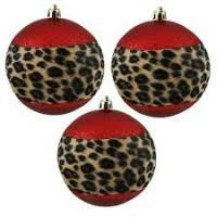 leopard ornaments decore