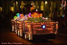 electric light parade disney world photographing the main street electrical parade picture this