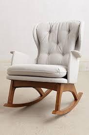 Modern Rocking Chair Nursery 7 Modern Nursery Chairs For Less Inside Rocking Chair Decor 16