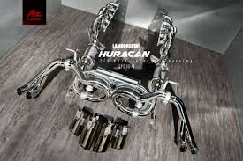 Lamborghini Huracan Acceleration - lamborghini huracan lp 610 4 lp 580 2 valvetronic exhaust system