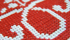how to use cross stitch patterns to bead our pastimes