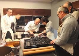 cours cuisine alain ducasse l école d alain ducasse à a accueilli olivier nasti