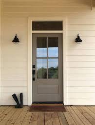 Exterior Back Door Front And Back Doors Hfer