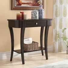 Mahogany Console Table Mahogany Console Sofa Tables You Ll Wayfair