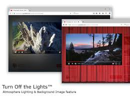 google themes lights turn off the lights for youtube and beyond add ons for firefox