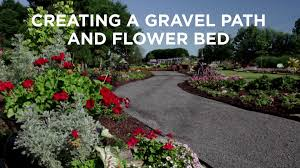 How To Make A Pea Gravel Patio Dry Stone Path Video Hgtv