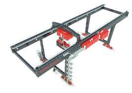 rail mounted gantry cranes rmg gantry cranes konecranes
