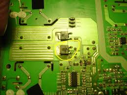 dis assembly and repair of a dell e173fpf monitor 4 steps