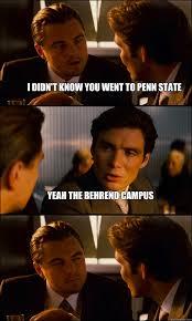 Penn State Memes - inception memes quickmeme