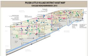 Chicago Community Map by Pilsen Little Village Assets