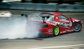rx7 drift mazda rx7