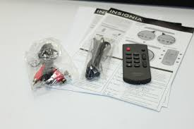 insignia home theater insignia bluetooth soundbar speaker system ns sb314 new open box