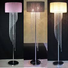 Cheap Crystal Floor Lamps Online Buy Wholesale Modern Chrome Crystal Floor Lamp From China