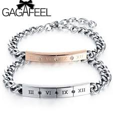 customized name bracelets gagafeel diy customized name bracelets for women men numeral