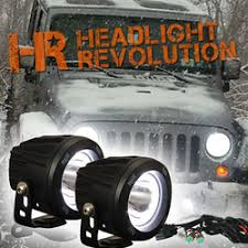 Jeep Led Lights Jeep Wrangler Led And Hid Lighting Upgrades