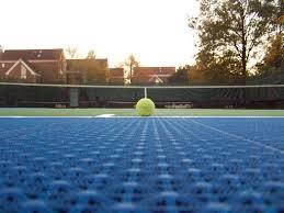 tennis courts flex court athletics