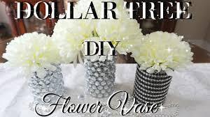 diy dollar tree home decor diy dollar tree bling flower vases decor petalisbless youtube