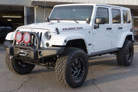 2015 jeep wrangler rubicon unlimited 2015 custom jeep wrangler rubicon unlimited white