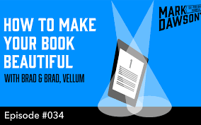format for ebook publishing vellum mark dawson s self publishing formula