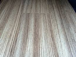 bleached zebrawood pastel floors