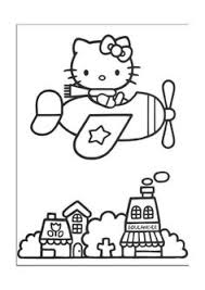 kitty coloring pages 5 coloring pages kids
