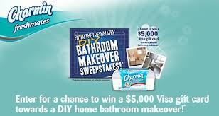 Win A Bathroom Makeover - diy bathroom makeover 5k contest from freshmates erica r buteau