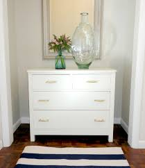 Painting Furniture White by Livelovediy 10 Thrift Store Furniture Makeovers