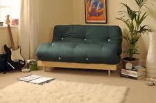 Wooden Futon Sofa Beds Futon Frame Ebay