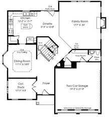 floor plan stairs staircase preference looking at plan half landing stairs