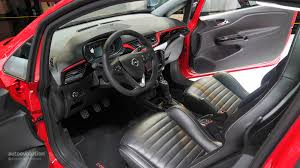 opel corsa interior 2016 brand new opel corsa bows at paris motor show 2014 live photos