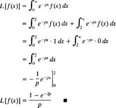 laplace transform table calculator the laplace transform operator