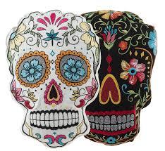 sugar skulls home decor pillow my sugar skulls