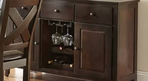 server dining room cabinet wine buffet server favored wine cooler buffet server