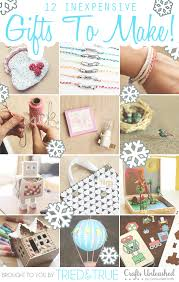 a crafty shopping spree for you inexpensive gift gift and craft