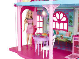 buy barbie 3 story dream townhouse online at low prices in india