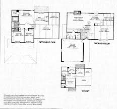 baby nursery front to back split level house plans car garage