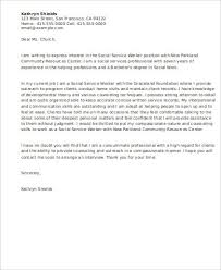 cover letter for social worker 28 images social worker cover