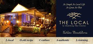 cuisine images the local by oam cuisine menu