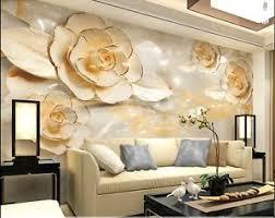 bedroom mural 3d wallpaper bedroom mural roll modern luxury flower background