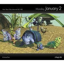 disney desk calendar 2017 amazon com 2017 disney pixar daily page a day box calendar