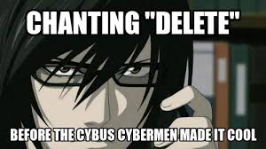 Memes About Death - hipster teru mikami death note know your meme