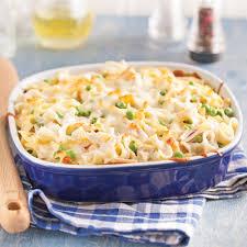 cuisiner thon gratin de nouilles au thon soupers de semaine recettes 5 15