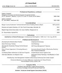 Resume Examples For It Dental Hygiene Resume Examples Cbshow Co