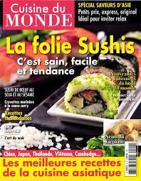 magazine de cuisine journaux fr cuisine du monde